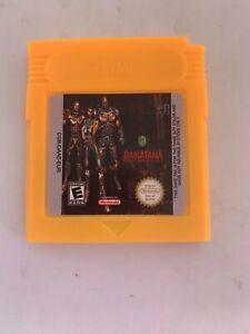 Daikatana-Game-Boy-Color-GBC-English-Translated-Console-Game-US-Seller