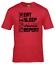miniature 21 - Eat Sleep Mine Repeat Kids T-Shirt Boys Girls Gamer Gaming Tee Top