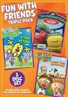 Fun With Friends Triple Pack 0013132622323 DVD Region 1