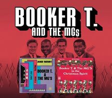 Booker T. & the MG's - And Now & in the Christmas Spirit [New CD] UK - Import