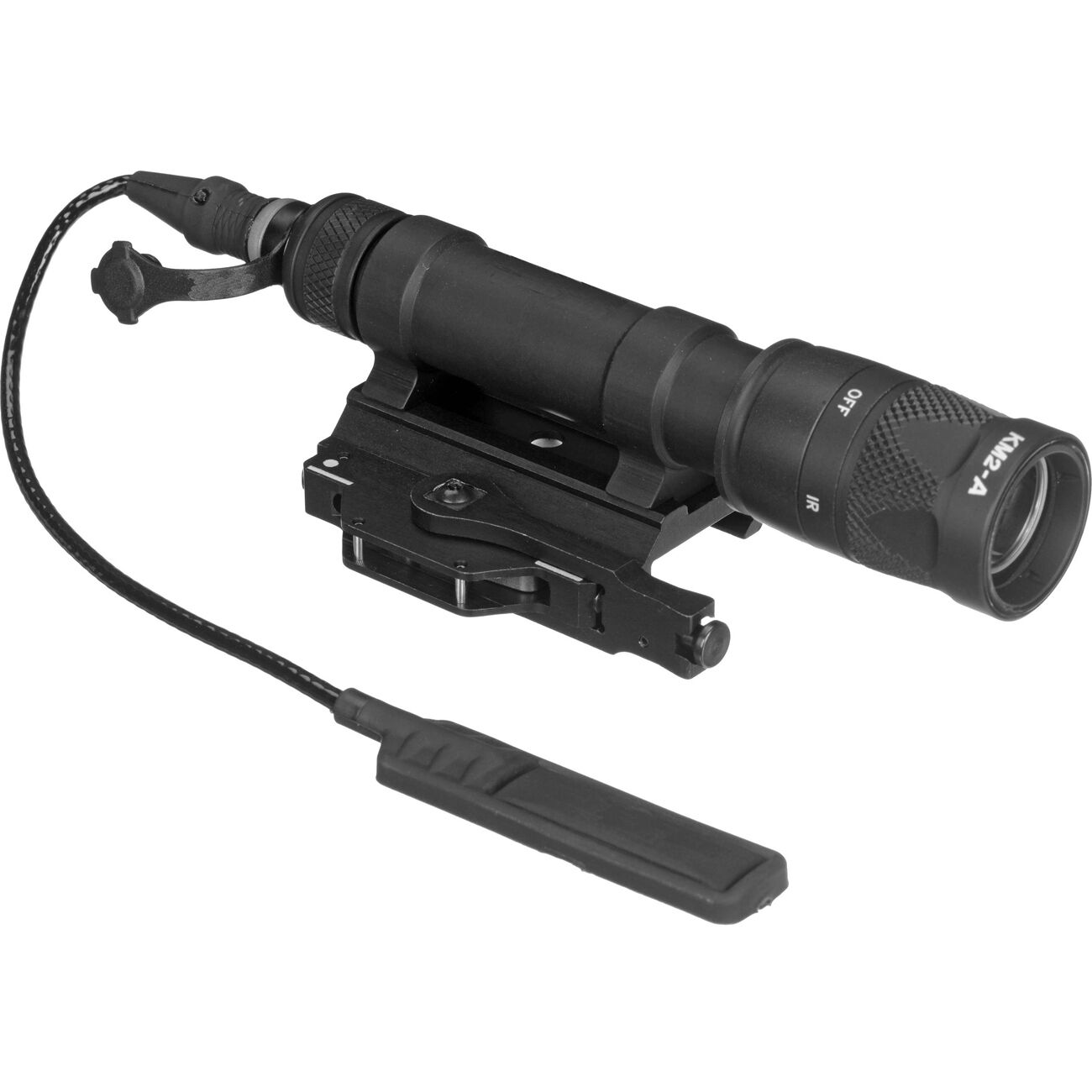 Scout Light Tactical LED Flashlight  M620V Strobe Weaponlight Hunting Mount Rifle  fair prices