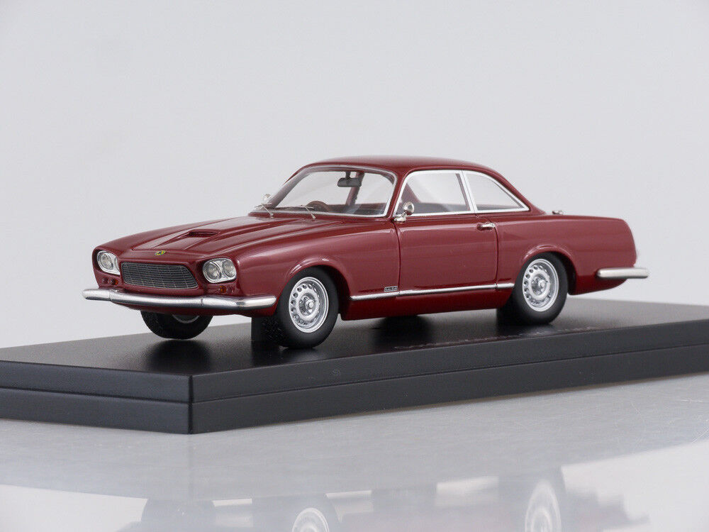 Scale model 1 43 Gordon-Keeble GK1, dark red, RHD, 1964