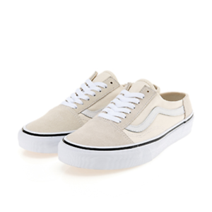 New-VANS-Old-Skool-Mule-Skate-Shoes-Sneakers-Classic-White-VN0A3MUSFRL