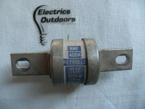 REYROLLE 400 AMP 80 kA FUSE 415V RMF 400A BS 88