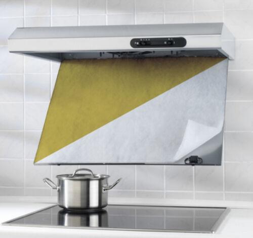 57 x 47 cm wenko vapeur et filtre à graisse pour toutes les cuisinière hottes