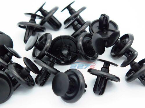 10x LEXUS /& Toyota Plastica Clip per Motore Bay COVERS e scudi 7mm foro