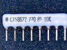 Resistor Networks /& Arrays 9pins 22Kohms Bussed 50 pieces