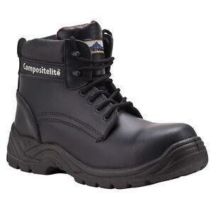 Fc11 Multi Talla S3 Thor Boot Portwest Negro Compositelite Men x7wqY8