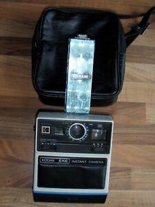 Analogkameras Instant-camera Mit Blitz Und Schutztasche Fortgeschrittene Technologie üBernehmen Analoge Fotografie Süß GehäRtet Kodak Ek 6
