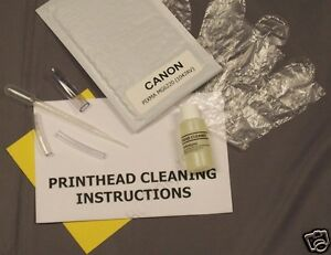 Details about Canon PIXMA MG6220 Printhead Cleaning Kit (Everything Incl )  1047AV