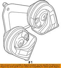 FORD OEM 15-18 Focus-Horn F1EZ13801A