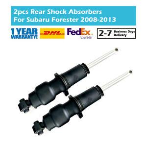 2PCS Rear High pressure Shock Absorbers Fit Subaru Forester SH5 SH9 EJ204 FA20