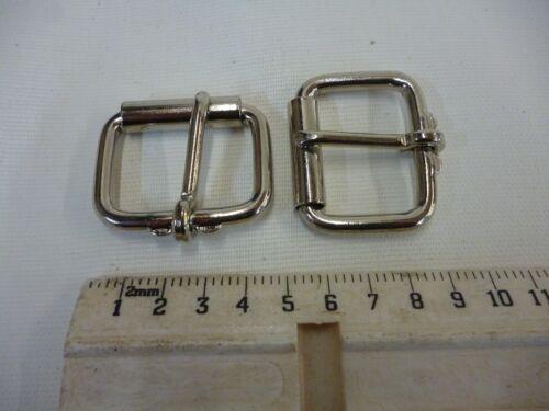 """Cromato di alta qualità /& Heavy Duty Roller Fibbia della Cintura 32 mm 11//4/"""" pollici UK Venditore"""