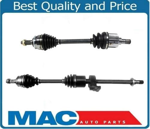 2 New CV Axle Shafts L//R Supercharged fits 02-06 Mini Cooper S With Manual Trans