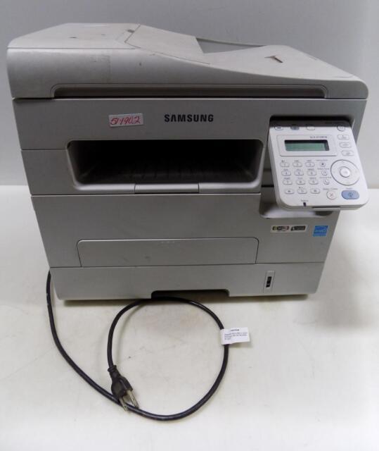 New Driver: Samsung SCX-4729FW Laser MFP Print