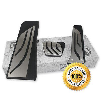 pedalset pedale pedalkappen fu st tze f r bmw 5er f10 6er. Black Bedroom Furniture Sets. Home Design Ideas