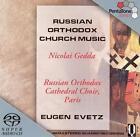 Russian Orthodox Church Music Super Audio Hybrid CD (CD, Oct-2003, Pentatone)