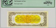 TIM PRUSMACK MONEY ART $100 GOLD COINS PCGS GEM NEW 66PPQ SPECTACULAR!!!