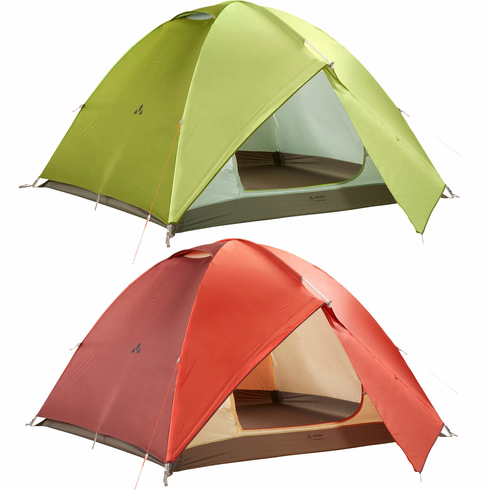 Vaude Campo  Grande Tent 3-4 Person Dome Tent Family Tent Large Tent Outdoor  low 40% price