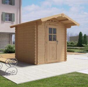 Casetta-legno-giardino-LA-PRATOLINA-alta-qualita-spessore-33-mm-di-abete-2x2