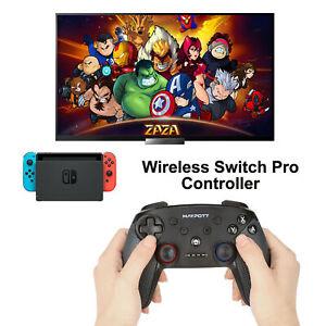 Wireless-Controller-Gamepad-Joypad-Joystick-Remote-for-Nintendo-Switch-Pro