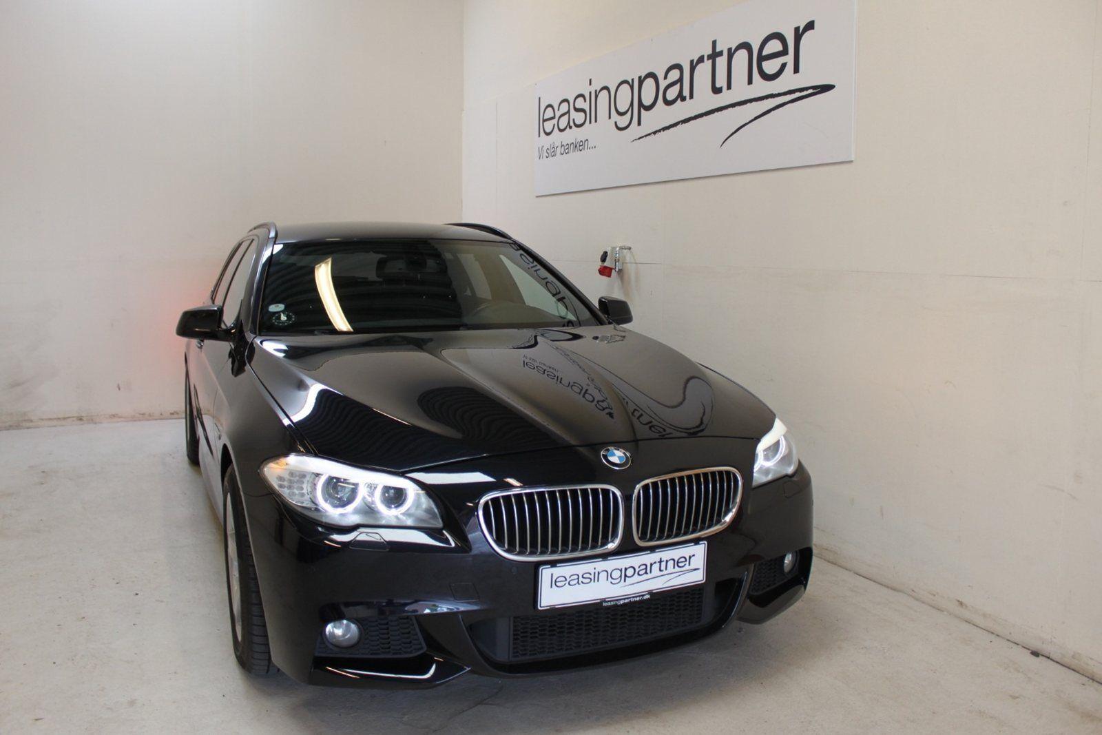 BMW 530d 3,0 Touring aut. 5d - 260.000 kr.