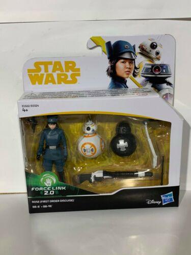 Star Wars Rose BB-8 /& BB-9E Solo