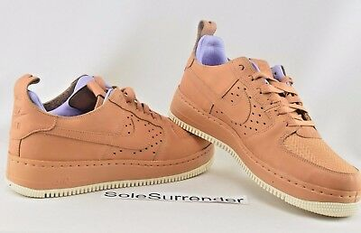 online store 544ef d704d Women's Nike Air Force 1 CMFT TC SP - SIZE 12 - NEW - 921072-200 Tan Cognac  One 883418588793 | eBay