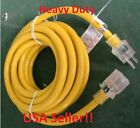 Extension Cord, 25 Foot ft, 10/3 ga, Lighted Ends Heavy Duty! USA Seller!!