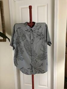 Waterman Mens Casual Dress Shirt