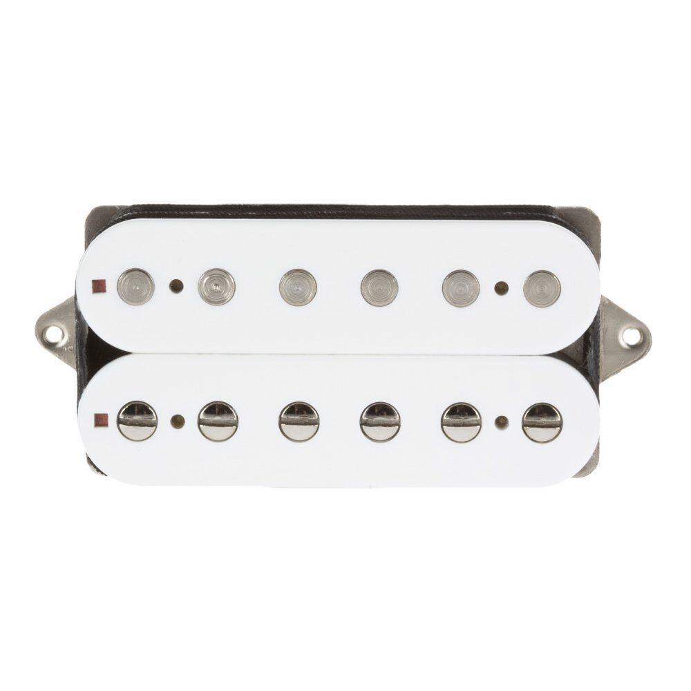 Suhr SSV+ Plus 53mm Vintage Bridge Humbucker F-Space AlnicoV Guitar Pickup Weiß