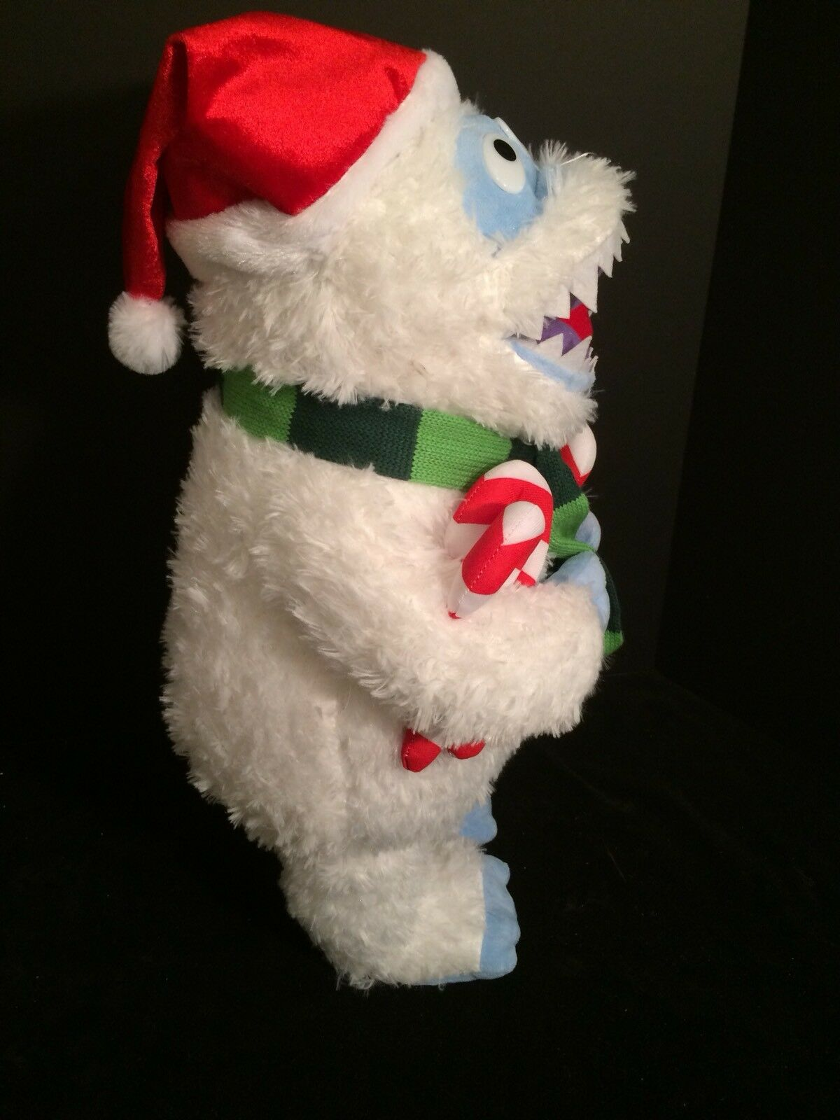 BUMBLE SNOWMAN SANTA HAT Rudolph the Red Nose Nose Nose Reindeer 22  Holiday Door Greeter cd1bf7