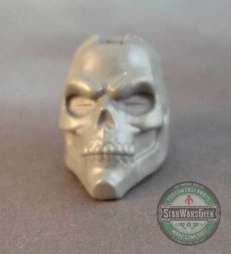"ML124 Custom Cast Taskmaster Head Sculpt utiliser avec 6/"" Marvel Legends FIGURE"