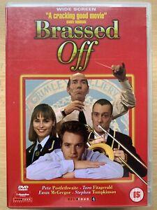 Brassed-Off-DVD-1996-British-Brass-Band-Comedy-Drama-Movie-w-Ewan-McGregor