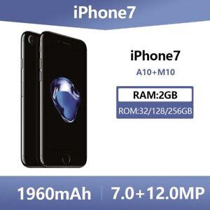 NEW Original Apple iPhone 7 32/128GB Spacr Gray Silver Gold IOS WIFI Unlocked