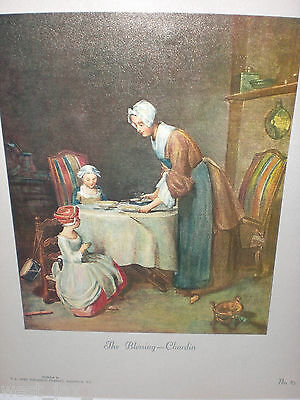 Dignity and Impudence Sir Edwin Lanseer Rare Vintage Reproduction Print Set of 2