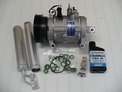 Royal Air A//C AC Compressor Kit fits 2006-2010 Charger 5.7L 6.1L