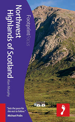 1 of 1 - Northwest Highlands of Scotland (Footprint Focus)-ExLibrary