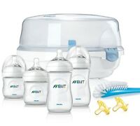 Philips Avent Bpa Free Natural Essentials Gift Set - Free Shipping
