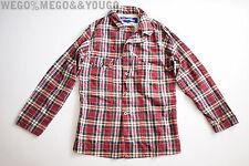 Junya Watanabe Comme des Garcons MAN x POST O'ALLS Plaid Jacket Shirt Medium M