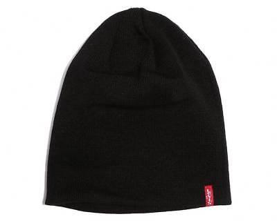 S//M L//XL LEVI/'S Beanie Hat Cap Ribbed Ski Hat Otis Black,Charcoal Sizes