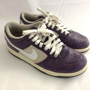 Womens Nike Purple Running Shoes With Glitter Size 8 1 2 US Sneakers ... 821f568a9430
