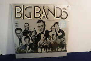 Big-Bands-039-Greatest-Hits-Columbia-Records-G-30009-SEALED-2-LPs-Jazz-Big-Band
