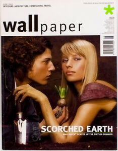Details About Tyler Brule Editor Of Wallpaper Magazine Uk Last Issue He Edited Before Monocole