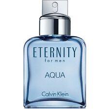 Eternity Aqua by Calvin Klein Eau de Toilette Spray for Men 1 oz