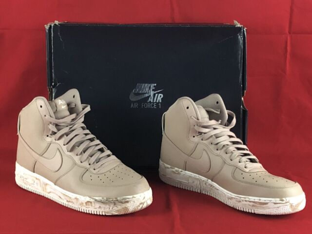 Nike Air Force 1 One High Lv8 Sand