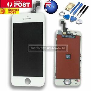 Apple-iphone-5S-lcd-touch-screen-digitizer-display-glass-lens-replacement-white