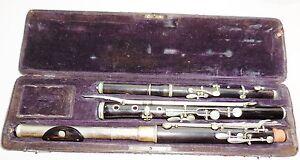 Querfloete-und-eine-Piccolofloete-von-ca-1900-1920
