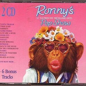 Ronny-039-s-Pop-Show-13-1989-Tanita-Tikaram-Enya-Sandra-Chaka-Khan-2-CD