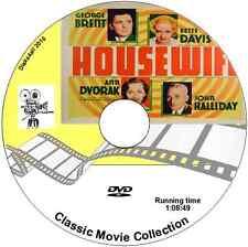 Housewife George Brent, Bette Davis DRAMA 1934 DVD